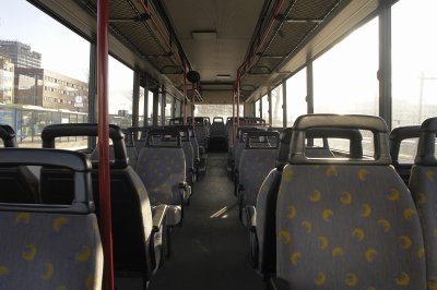 Interieur Meetbus 2291