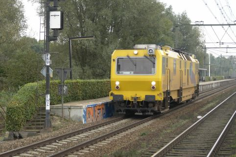Ultrasoontrein UFM 120 door Lunetten