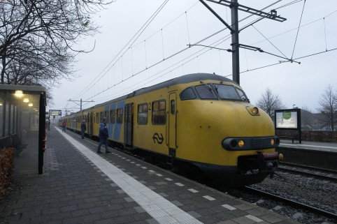 Plan T 522 op station Purmerend